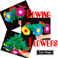 Bowing Feather Flower Bouquet by Tora Magic