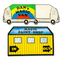 Dan's Magic Van