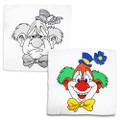 Clown Pierotto Silks by Alberto Sitta Magic