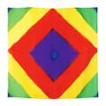 36 Inch Rainbow Silk by Alberto Sitta Magic