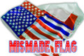 Mismade Flag - Silk Set - 18 inch Pure Silks