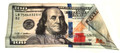 New Style Hundred Dollar Bill Silk - 36""