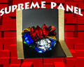 Supreme Panel - Silk Magic Trick Production Device