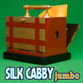 Jumbo Silk Cabby with Handle