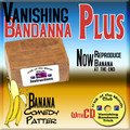 Vanishing Bandana Magic Trick with CD Plus