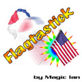 Flagastick Magic Trick by Magic Ian