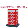 Santa's Chimney Magic Trick Production Box