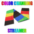 Color Changing Silk Streamer by Vincenzo DiFatta