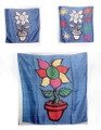 Set of 3 Duane Laflin Silks from Paint my Flower