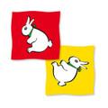 Duck Rabbit Silk Set by Vincenzo DiFatta - 36 Inches
