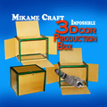 Mikame Crafts 3 Door Production Chest