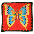 45 Inch Butterfly Silk with Laflin Design