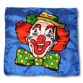 45 Inch Clown Silk with Laflin Design