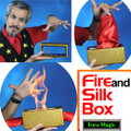 Fire and Silk Box with DVD by Tora Magic