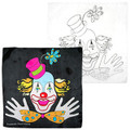 Clown Silk Set - 24 Inches - 2 Piece Set by DiFatta