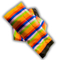 "48"" x 7"" Color Changing Striped Silk Streamer Magic Trick"