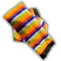 "48"" x 7"" Color Changing Striped Silk Streamer Magic Trick"