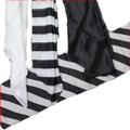 Large Black and White Zebra Silk Set for Magic Tricks