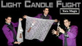 Light Candles Flight with DVD by Tora Magic