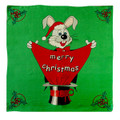 Merry Christmas Silk - 24 Inches