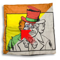 Color Changing Silk - 16 Inch Clown