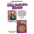 "Color Explosion (36"" - purple) Blendo Set - Silk Magic Trick"