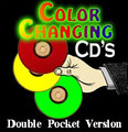 Color Changing CD's Magic Trick