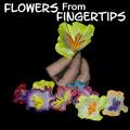 Silk Flowers from Fingertip