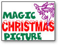 Magic Christmas Picture by Samuel Pat