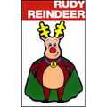 Rudy Reindeer by SPS Publications