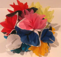 Spring Flowers - Bouquet of 25 -  Paper