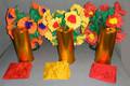 Triple Match Botania Magic Trick - Flower and Silk Magic Trick