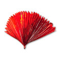 10 Inch Mylar Production Fan by Uday Magic