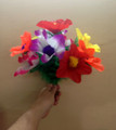 Cloth Sleeve Flower Bouquet #10