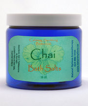 Chai Bath Salt