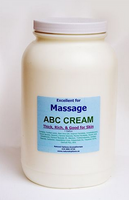 ABC Carrier Cream Gallon