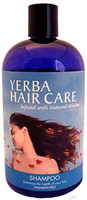 Yerba Hair Care Shampoo Infused with Natural Wisdom