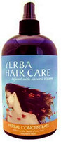 Yerba Hair Care Herbal Concentrate Infused with Natural Wisdom