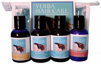 Yerba Hair Care Gift/Travel Collection