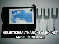 Medivibe Angel Tuner Set With Pouch