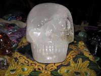 Crystal Skull Max Crystal Bowl Concert