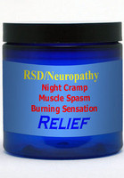 Natural Options Aromatherapy RSD relief cream