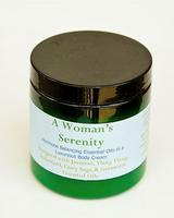 A Women's Serenity Cream