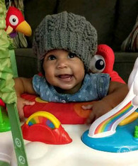 Baby Slouchy Winter Hat
