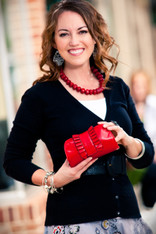 Red Pepper Pikle & Wristlet