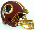 Washington Redskins Cap & Jacket Peg Hanger