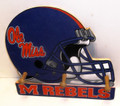 Ole Miss Cap & Jacket Peg Hanger