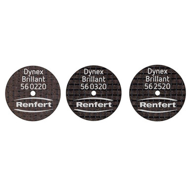 Renfert Dynex Brilliant   Ceramic Separating Discs