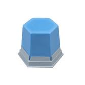Dental Lab Milling Wax Blue Opaque