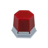 Dental Lab Undercut Wax Red Transparent